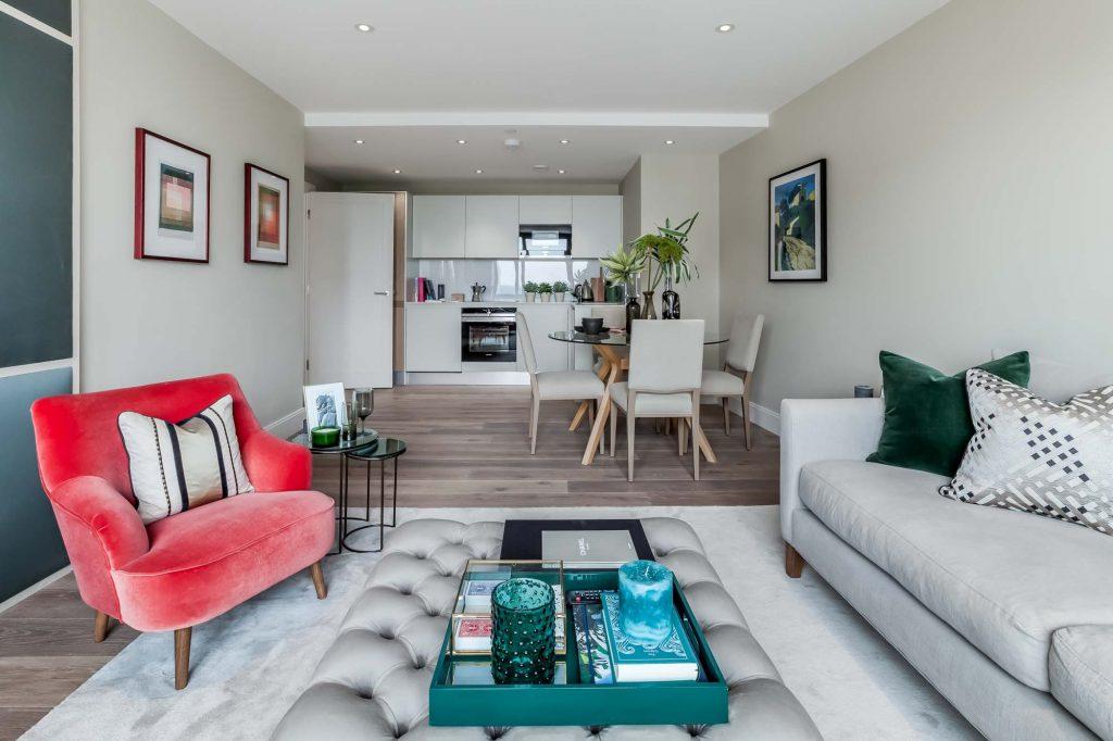 Croydon - Jonathan Bond Photography, Croydon, Interior Photography, Residential, Development, Photography, Tessuto Interiors