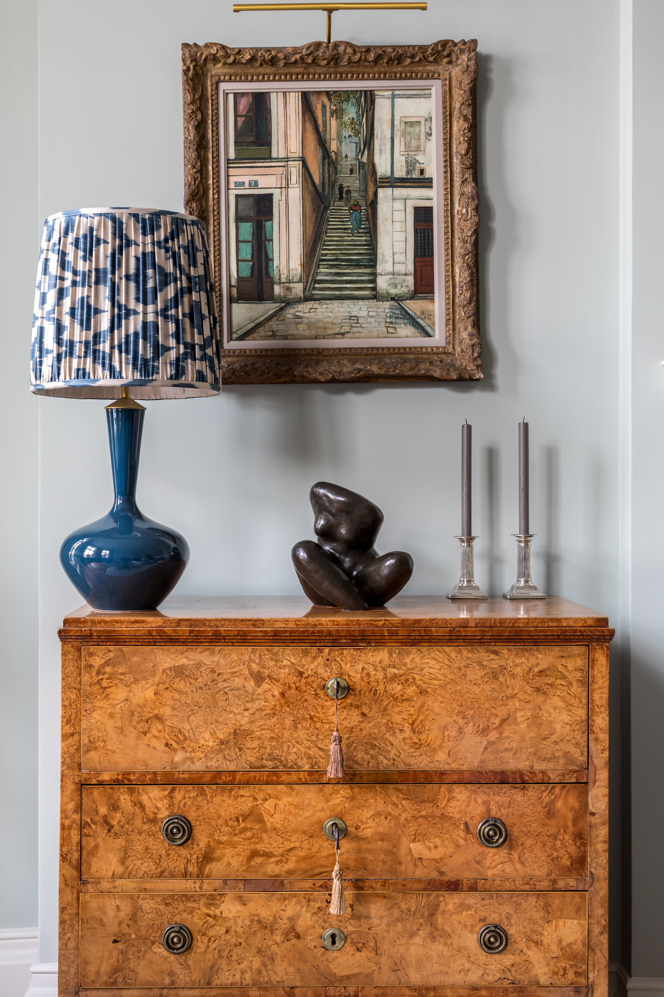 jonathan bond, interior photographer, chest of drawers, holland park, london