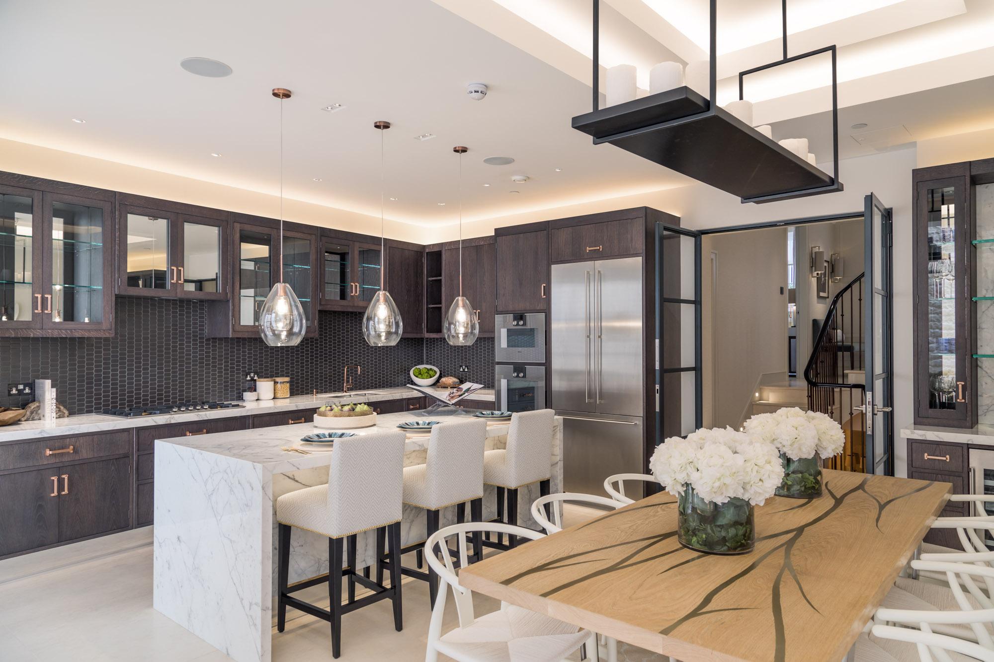 jonathan bond, interior photographer, kitchen, chelsea, london