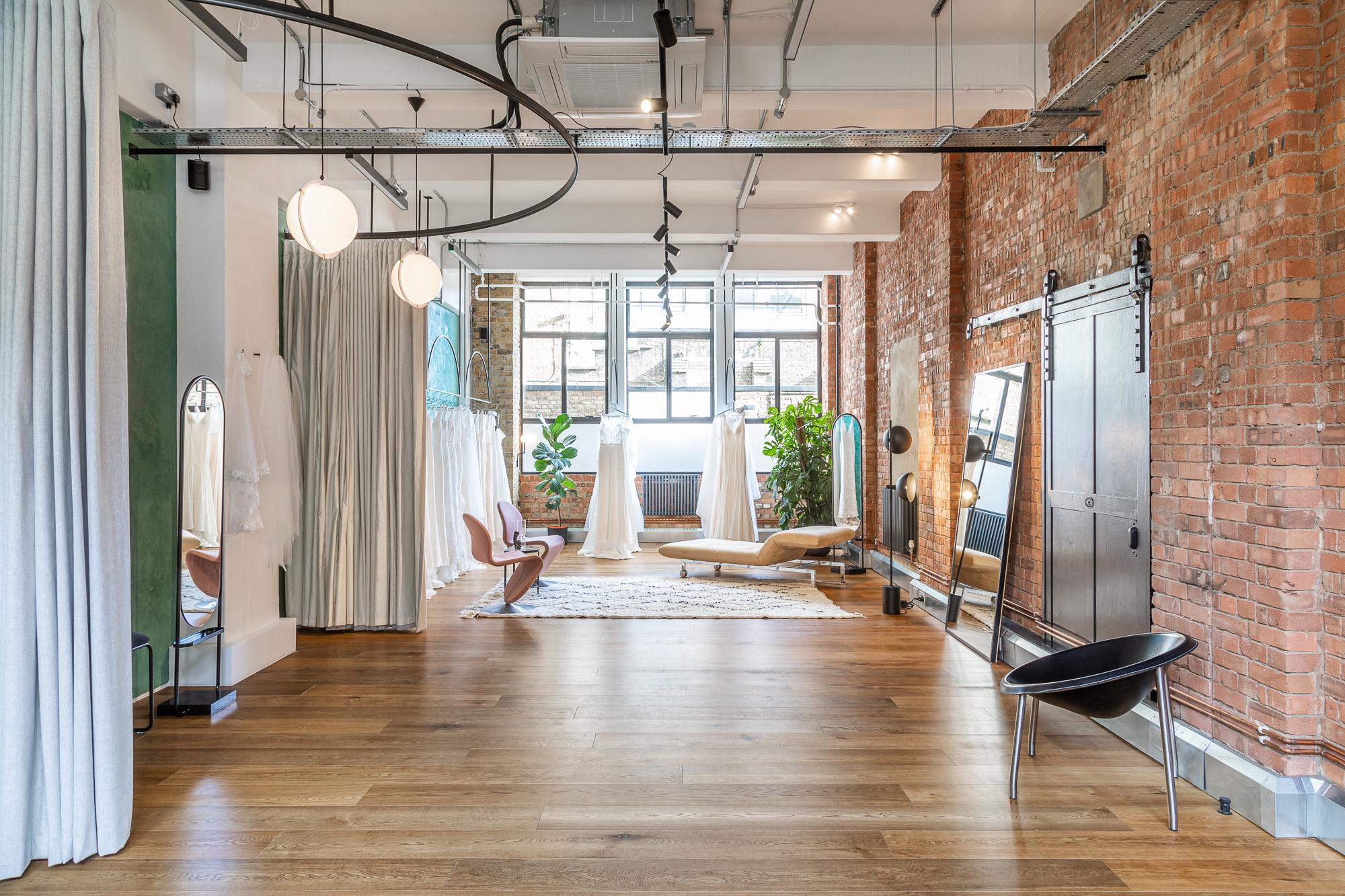 jonathan bond, interior photographer, showroom, made with love, london