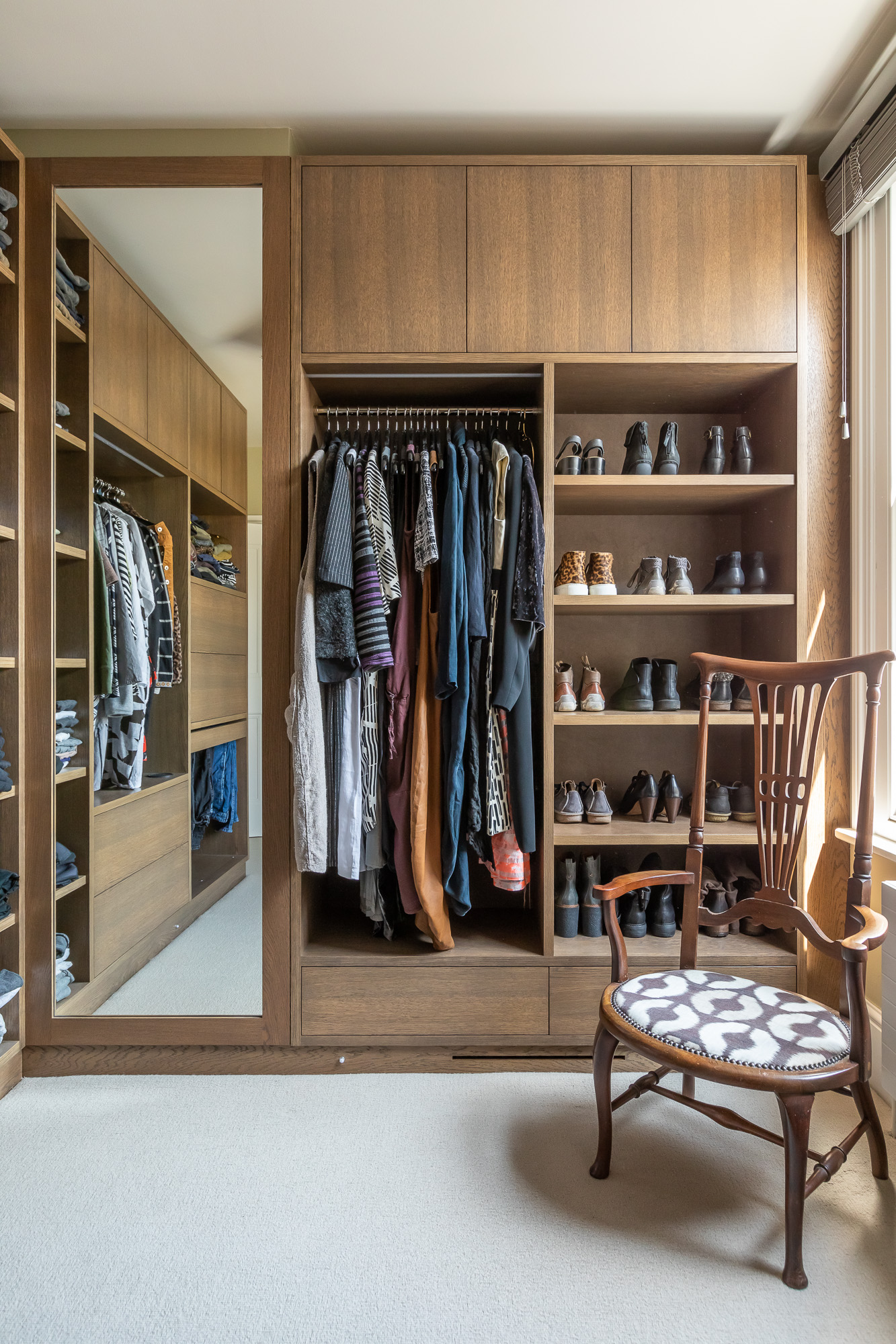 jonathan bond, bedroom wardrobe, mill road, cambridge