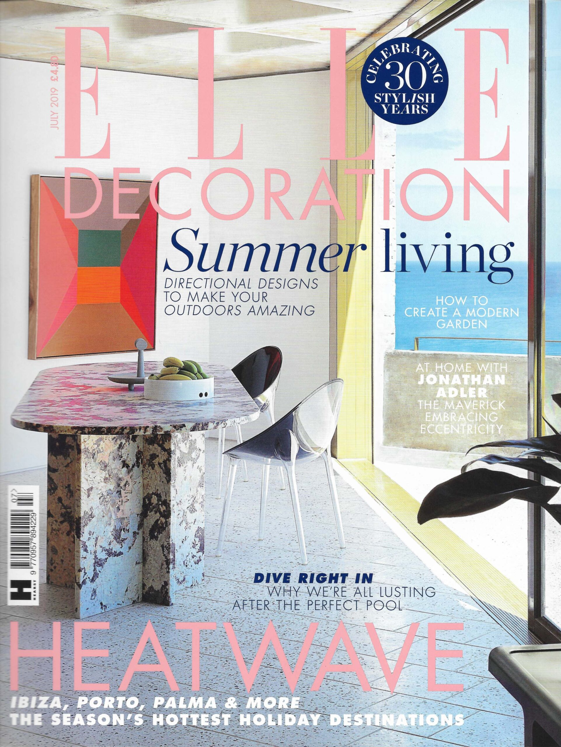 Elle Decoration Front