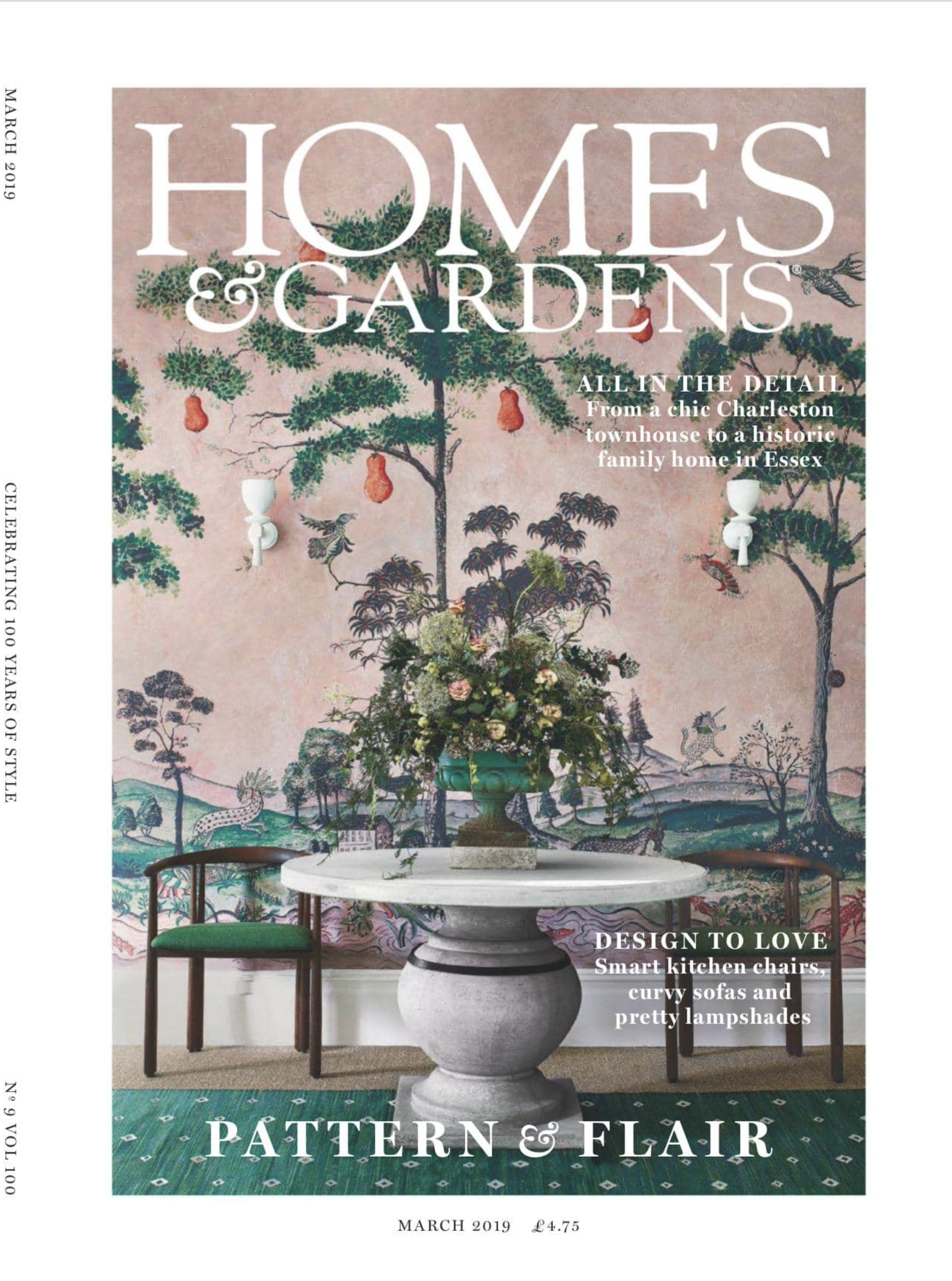 H&G March 19 Front