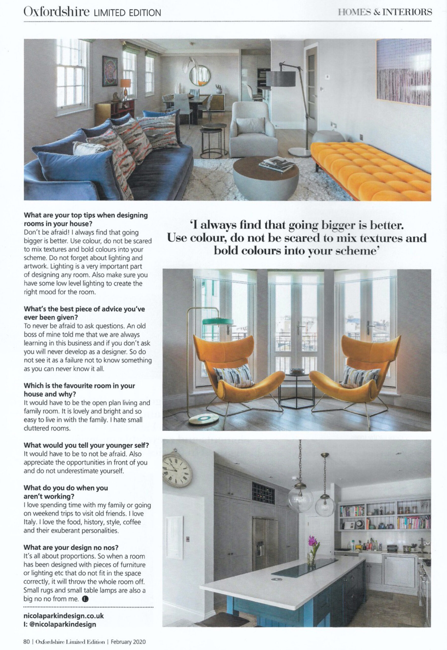 Oxfordshire Page 3